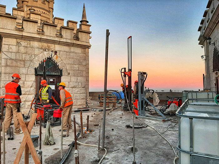 проектирование реконструкции
